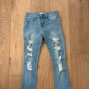 Pacsun Light Wash Jeans